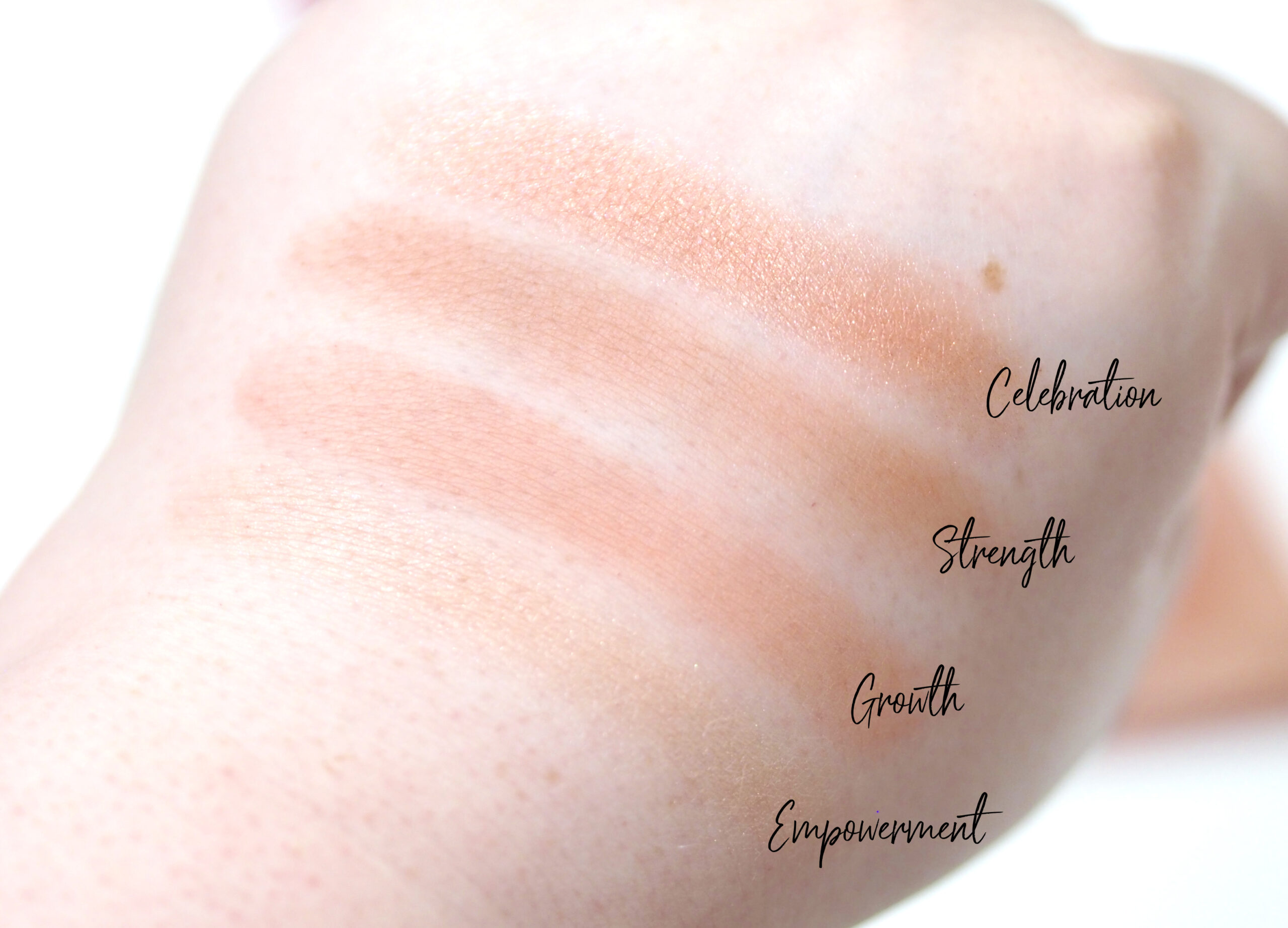 Zoeva Together We Shine Face Palette Review Swatches