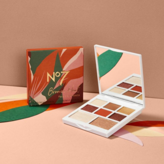 No7 Bronze Heat Limited Edition Summer Collection