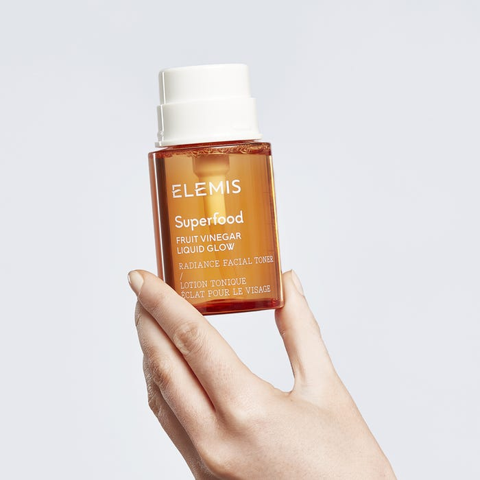 Elemis Superfood Fruit Vinegar Liquid Glow Radiance Facial Toner