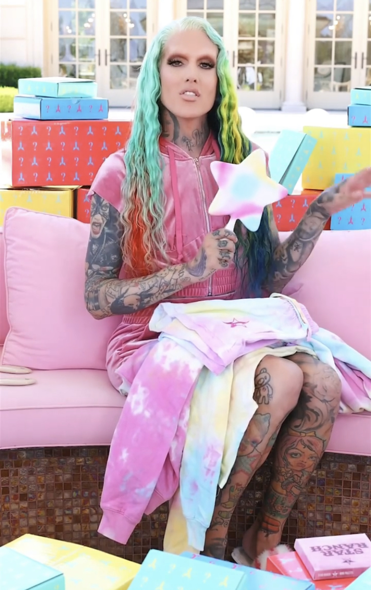 Jeffree Star Cosmetics Summer Mystery Boxes Reveal July 2021