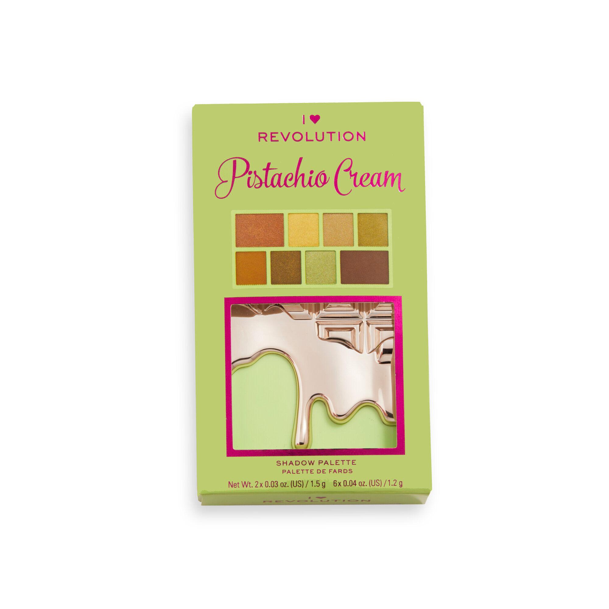 I Heart Revolution Mini Pistachio Cream Chocolate Palette