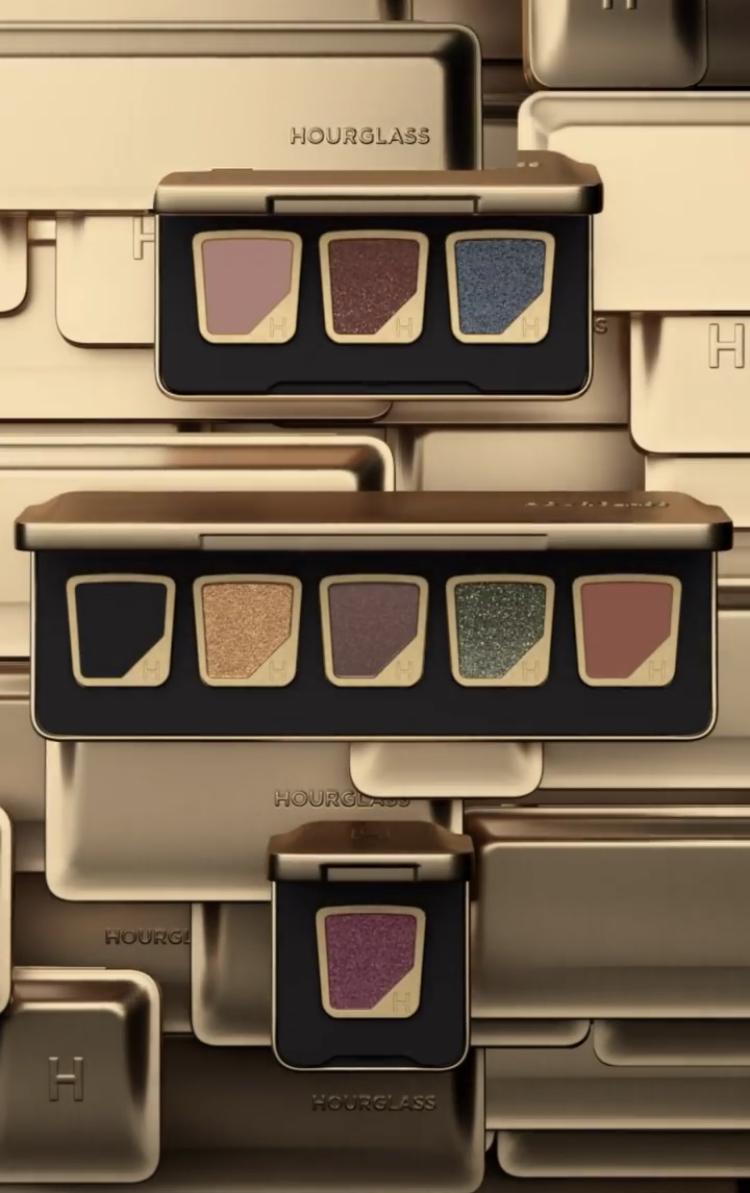 Hourglass Cosmetics Curator Eyeshadow Collection