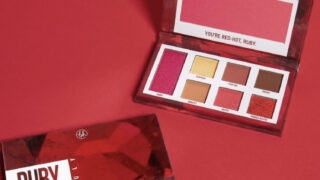 BH Cosmetics Ruby Birthstone Palette