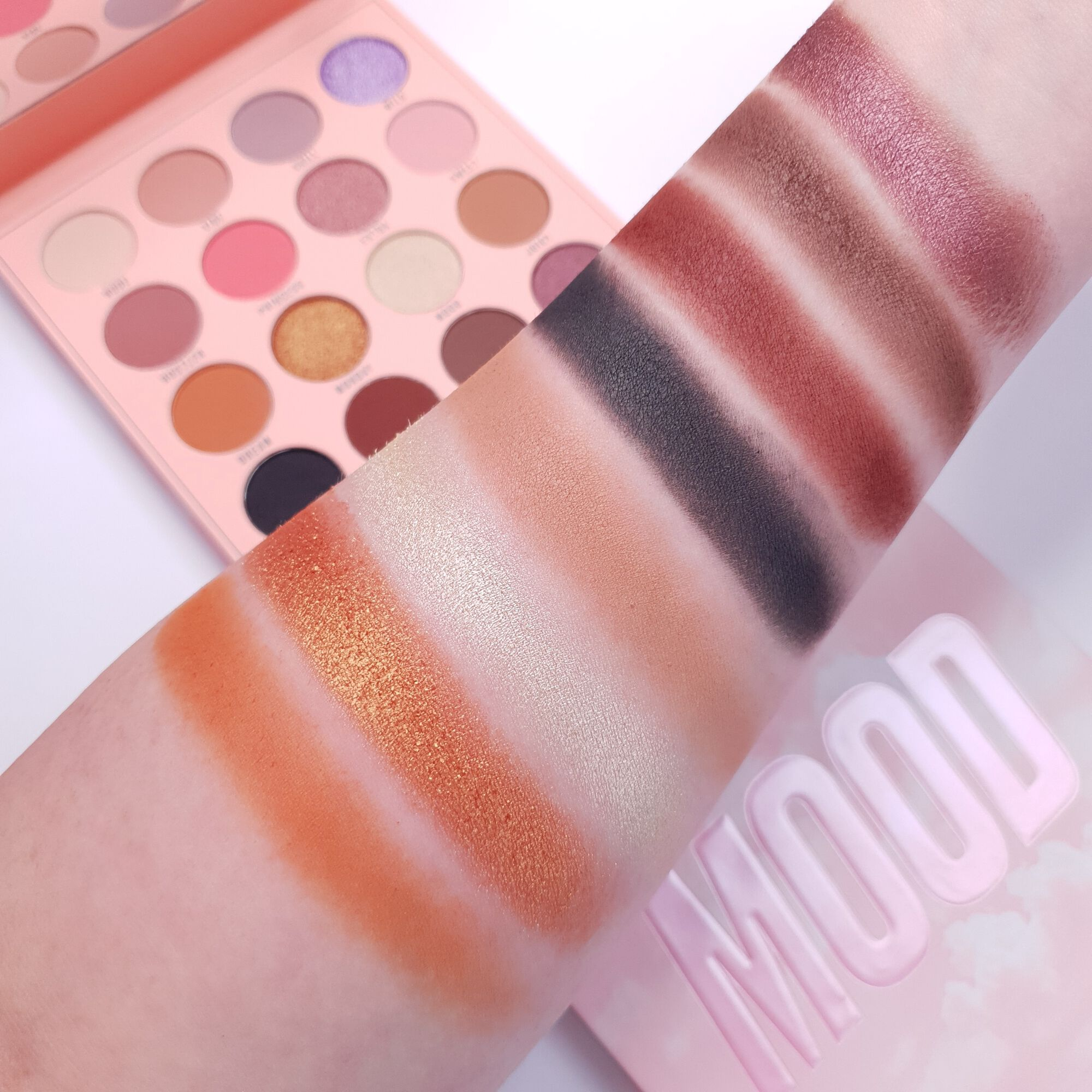 Makeup Obsession Total Mood Collection Set