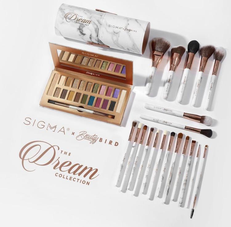 Sigma Beauty x BeautyyBird Collection 2021 Reveal!