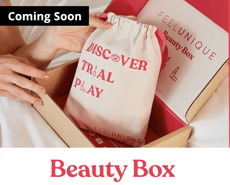 Feelunique Discover Trial Play Beauty Box