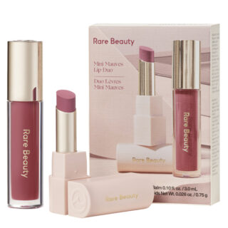 Rare Beauty Mini Mauves Lip Balm Duo