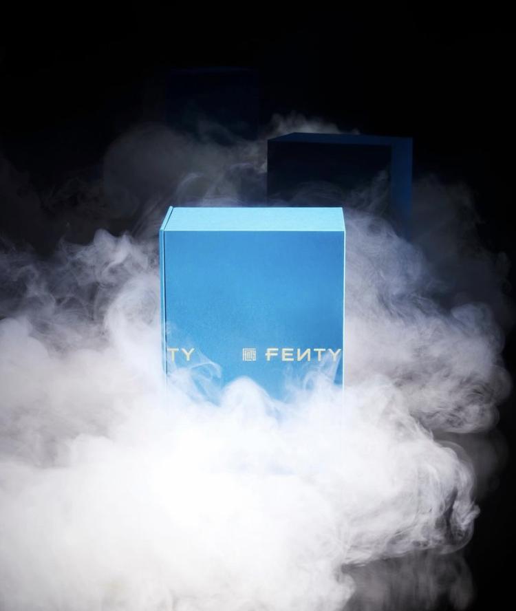 Rihanna Is Launching A Fenty Eau De Parfum