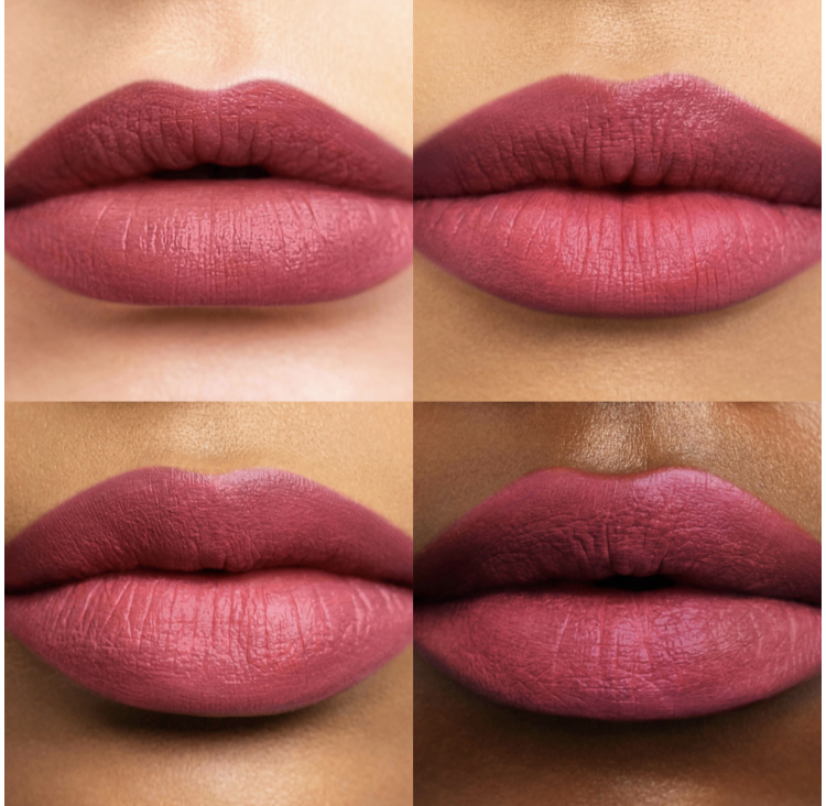 Bite Beauty Power Move Hydrating Soft Matte Lipstick Collection