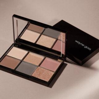 Wayne Goss Pearl The Luxury Eye Palette