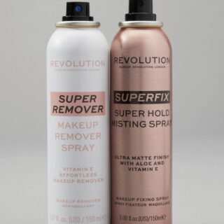 Revolution Super Remover Makeup Remover Spray