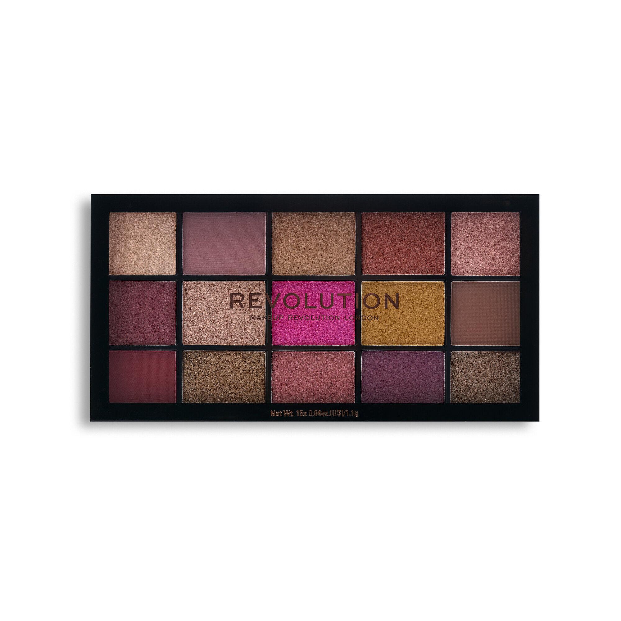 Revolution Prestige Reloaded Eyeshadow Palette