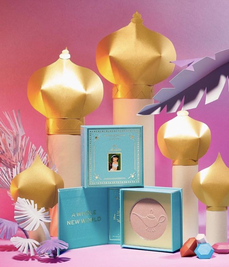 I Heart Revolution Aladdin Collection Reveal!