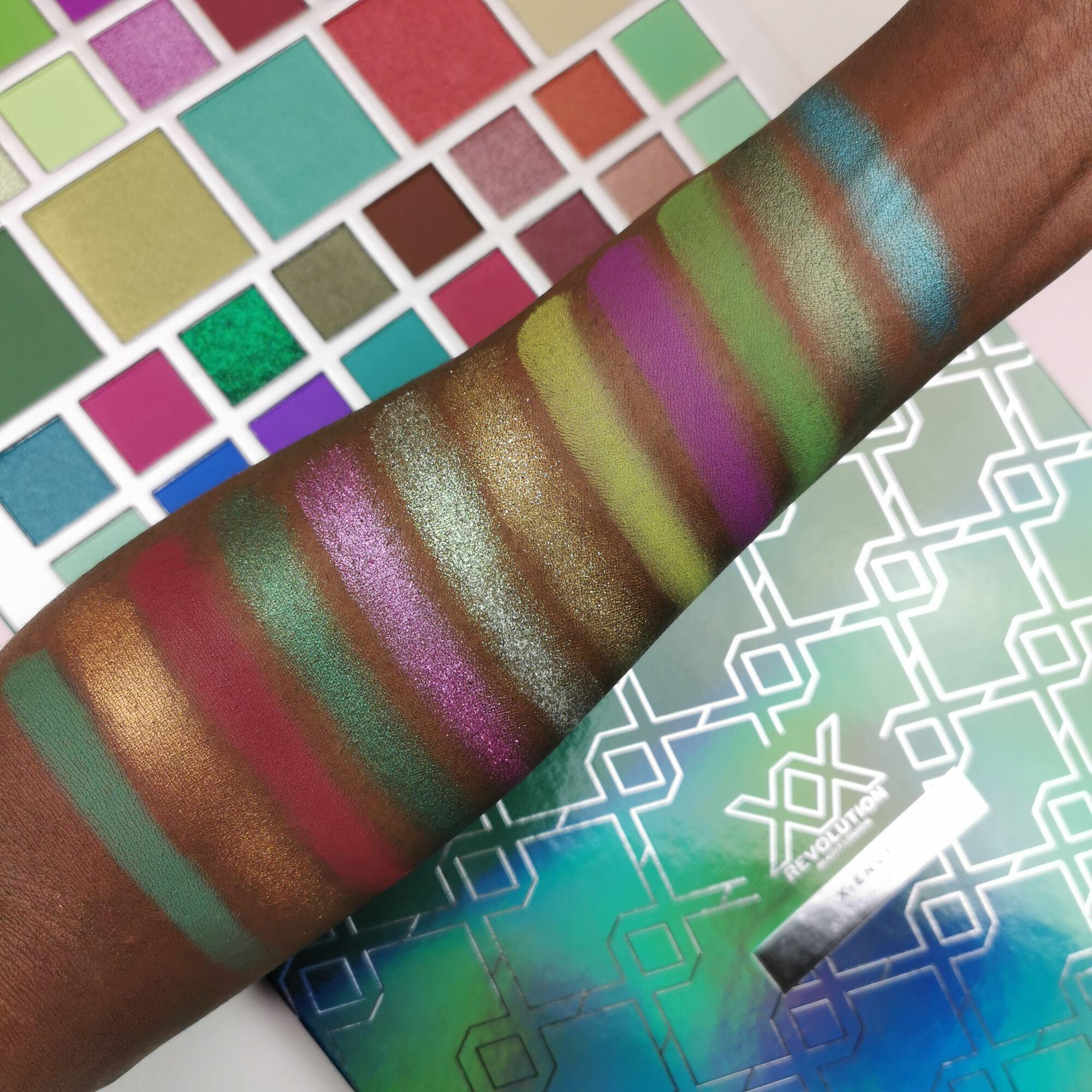 XX Revolution X-Envy Eyeshadow Palette