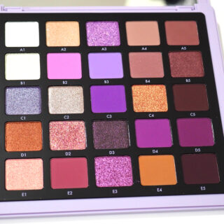 Anastasia Beverly Hills Norvina Pro Pigment Palette Vol 5 Review Swatches