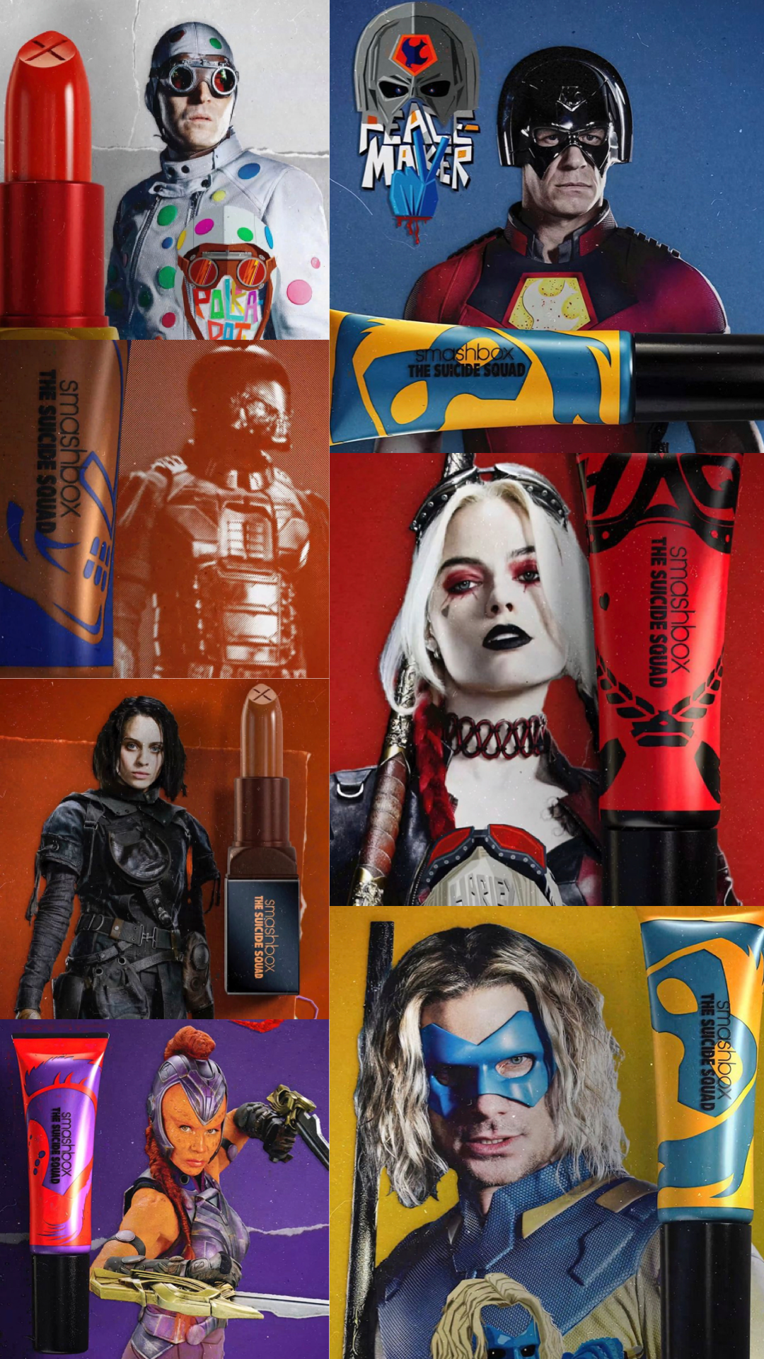 Smashbox x The Suicide Squad Collaboration Reveal!