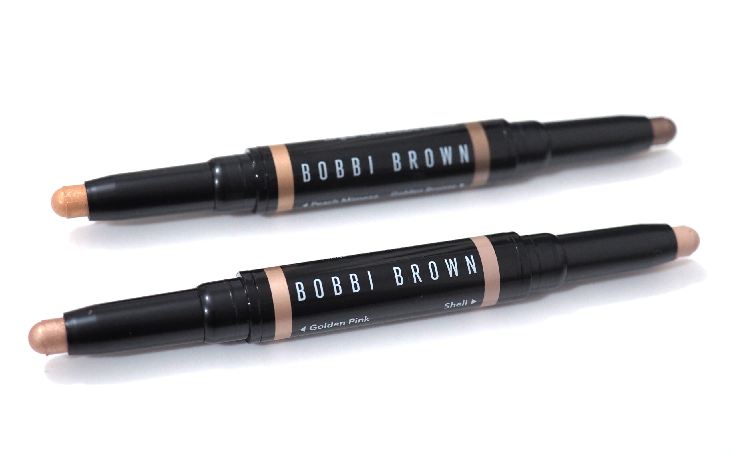 Bobbi Brown Dual-Ended Long-Wear Cream Shadow Stick Set Review Swatches