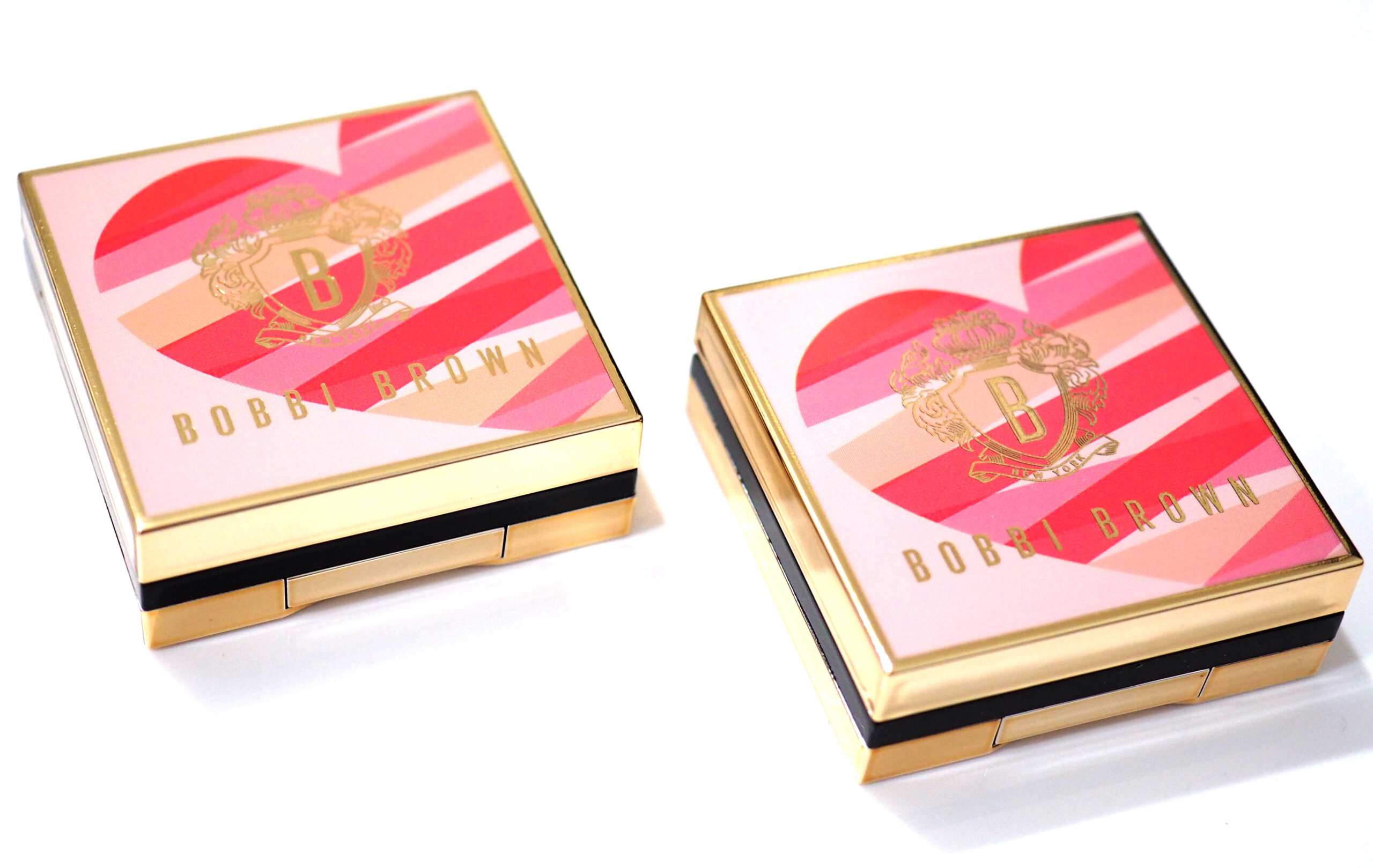 Bobbi Brown Love Radiance Collection Review and Swatches