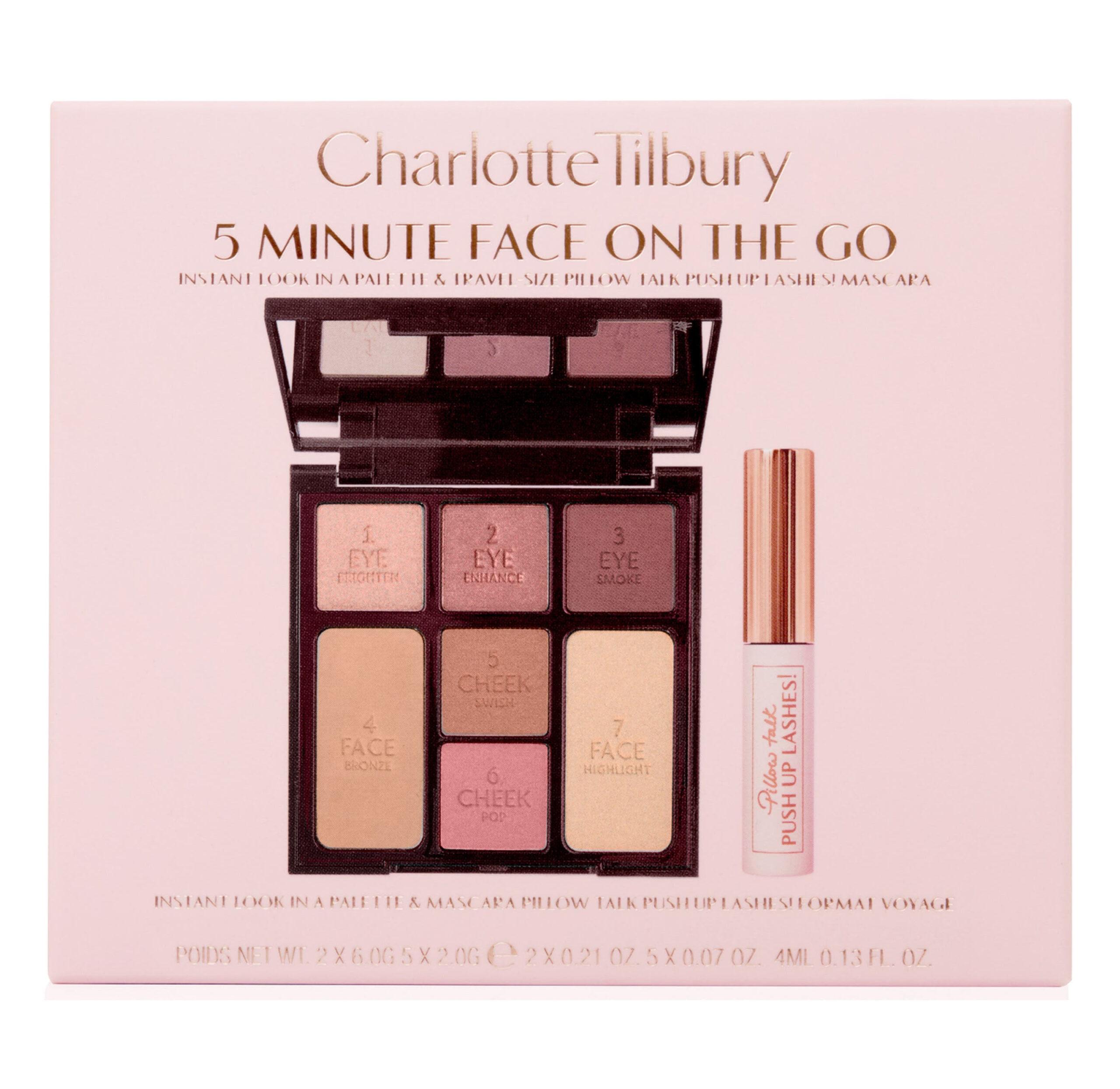 Charlotte Tilbury Sunset Dreamscape Instant Look in a Palette Set