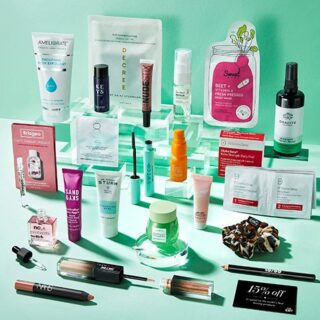 Cult Beauty The Unsung Heroes Goody Bag GWP July 2021
