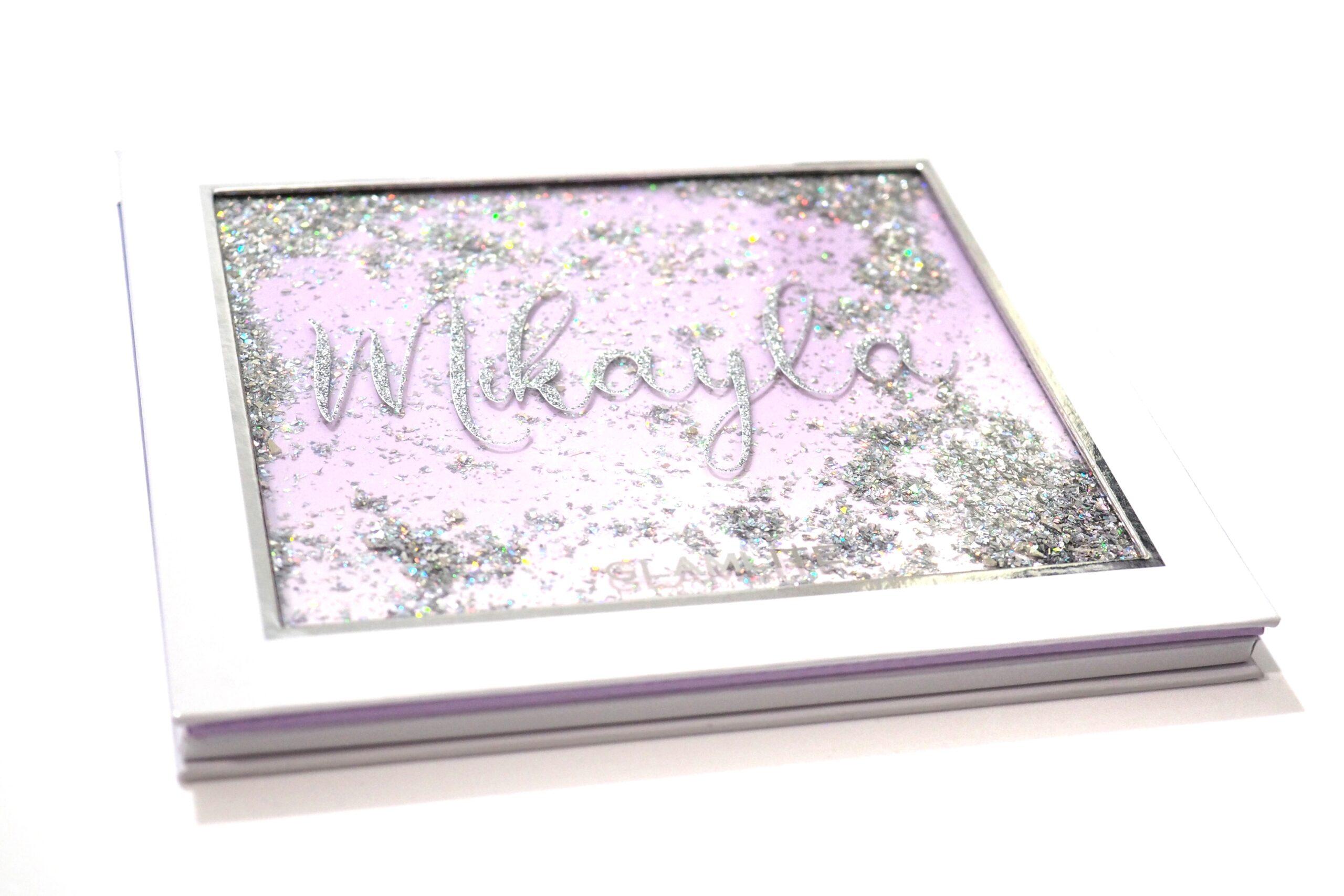 Mikayla x Glamlite Eyeshadow Palette Giveaway!