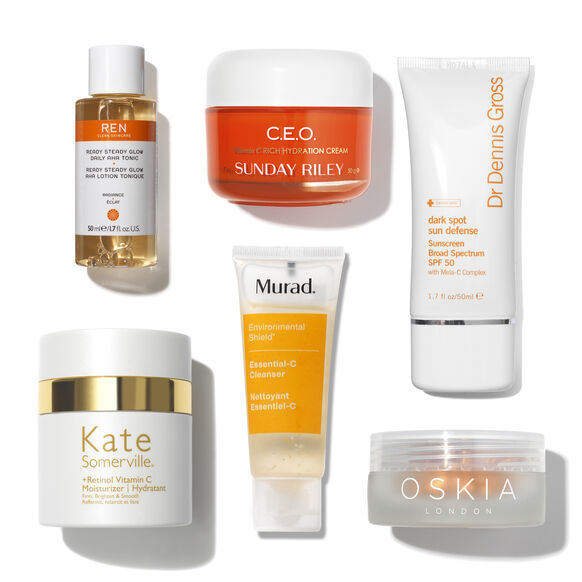 Space NK Best of Space NK Vitamin C Beauty Box Reveal!