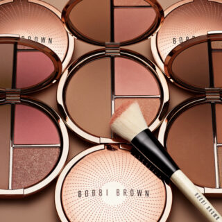 Bobbi Brown Real Nudes Face & Cheek Palette Collection