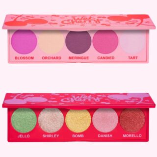 Lime Crime Wet Cherry Shadow Palettes