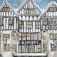 Liberty London Beauty Advent Calendar 2021