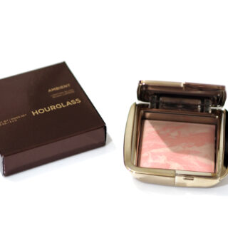 Hourglass Dim Infusion Ambient Lighting Blush Review / Swatches