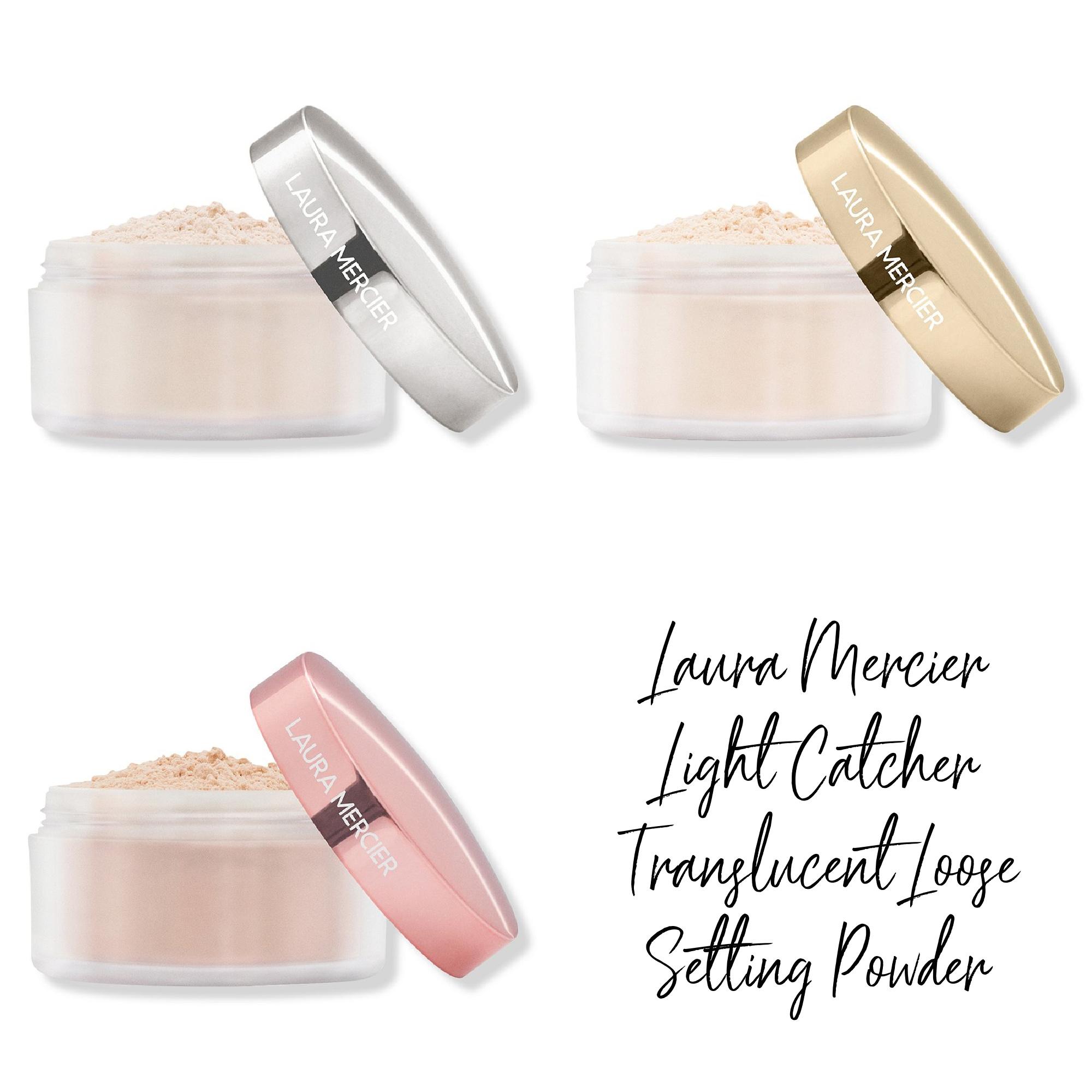 Laura Mercier Light Catcher Translucent Loose Setting Powder