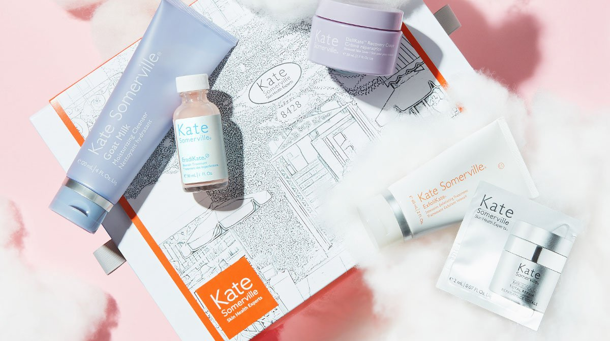 Lookfantastic x Kate Somerville Limited Edition Beauty Box July 2021