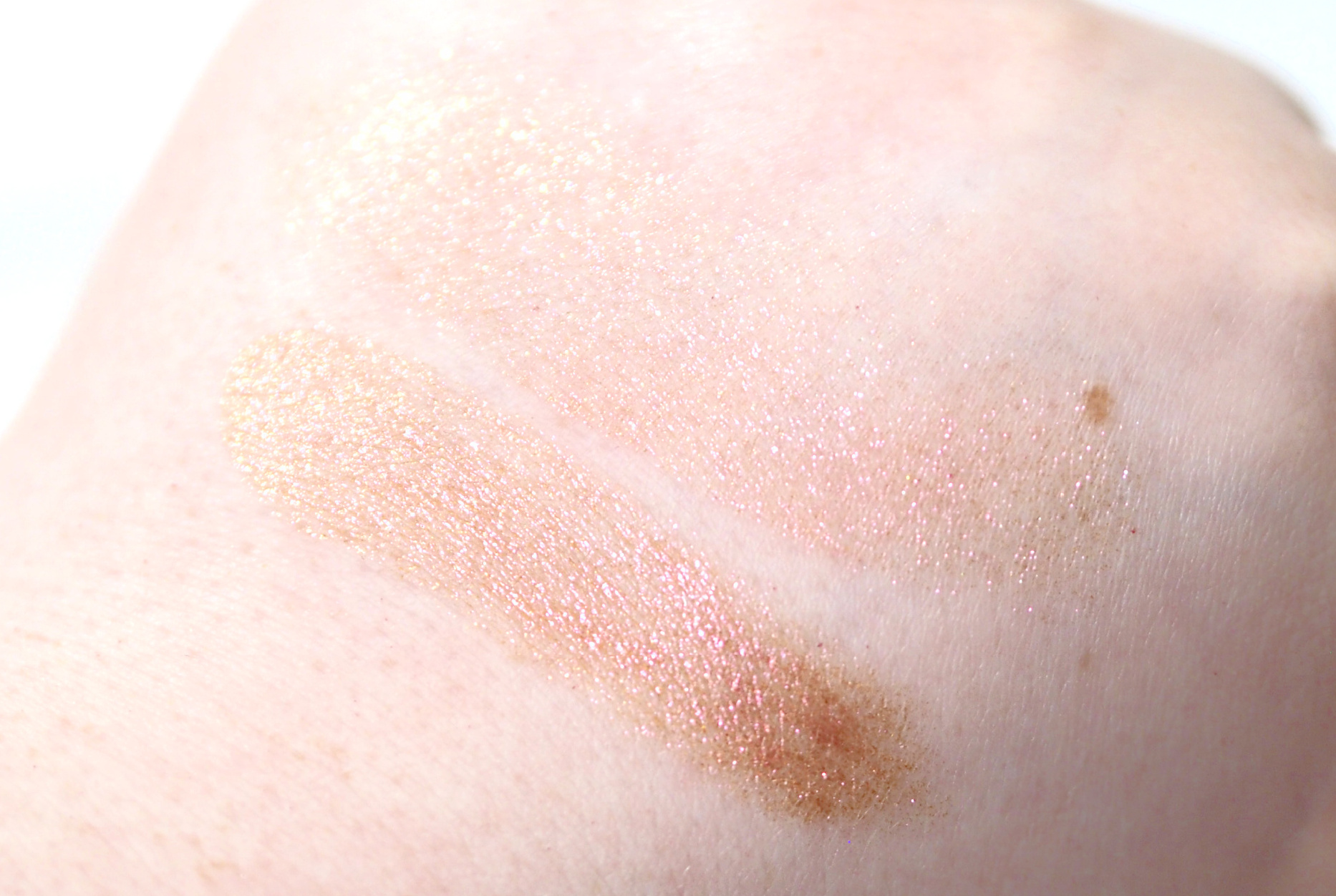 MAC Babe In Charms Pro Longwear Paint Pot Review Swatches