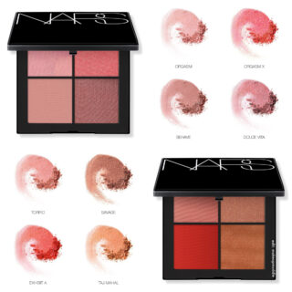 NARS Basic Instincts Cheek Quad Palettes