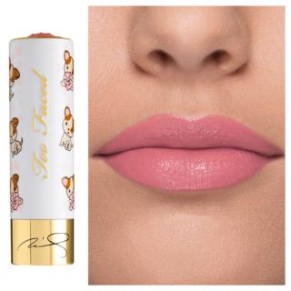 Too Faced x Belinda Carlisle Too Faced Gives Back Lipstick Collaboration