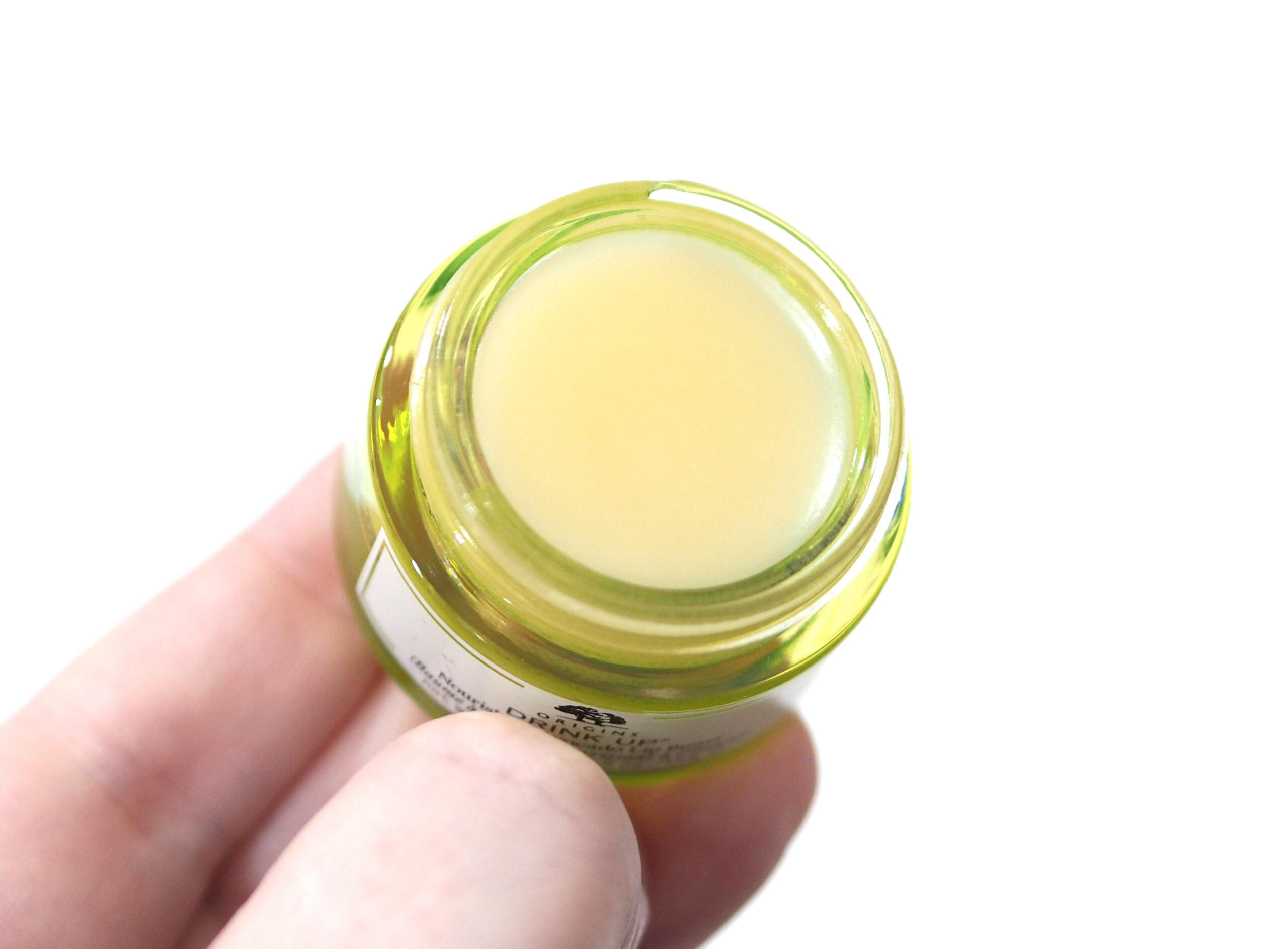 Origins Drink Up Nourishing Avocado Lip Butter