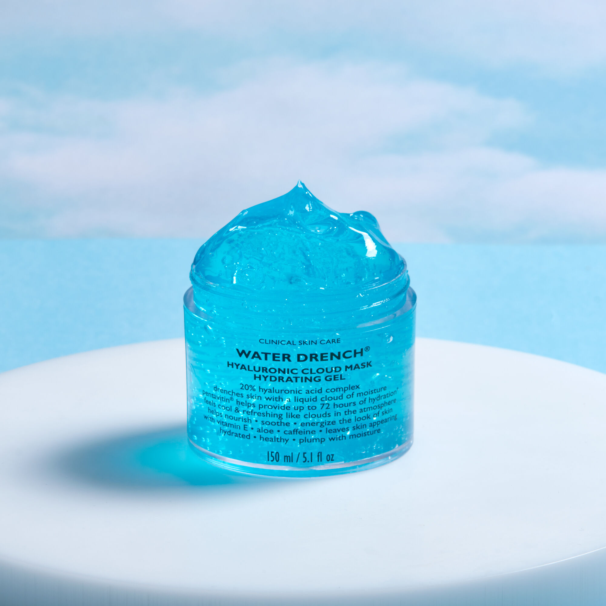Peter Thomas Roth Water Drench Hyaluronic Cloud Mask