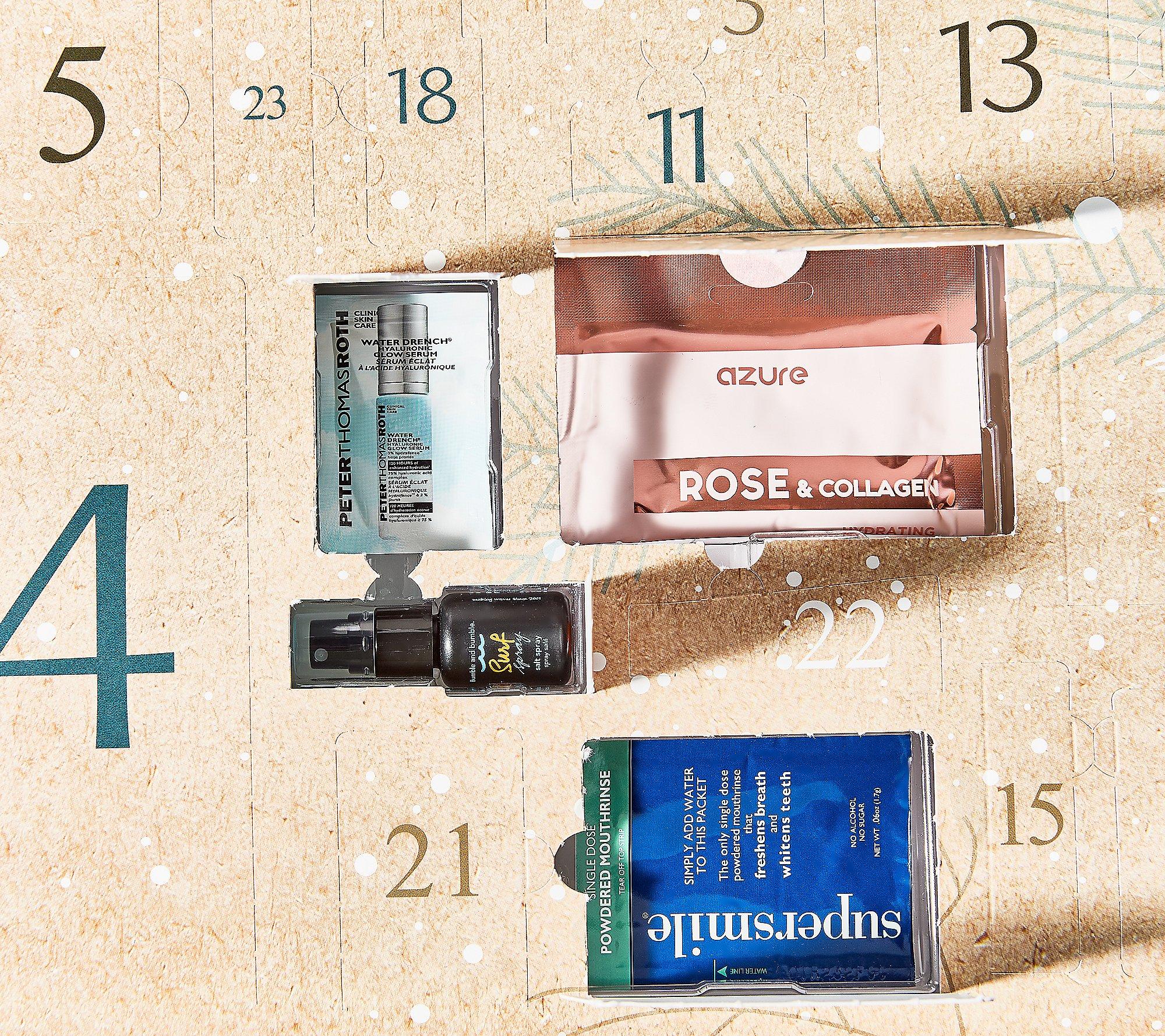 QVC Beauty TILI Try It Love It Advent Calendar 2021 Contents Reveal! Makeup Muddle