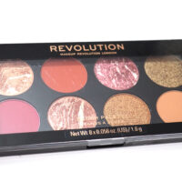 Revolution Golden Soul Ultra Blush Palette Review Swatches