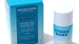 Revolution Skincare Hydro Bank Hydrating and Cooling Eye Balm Review