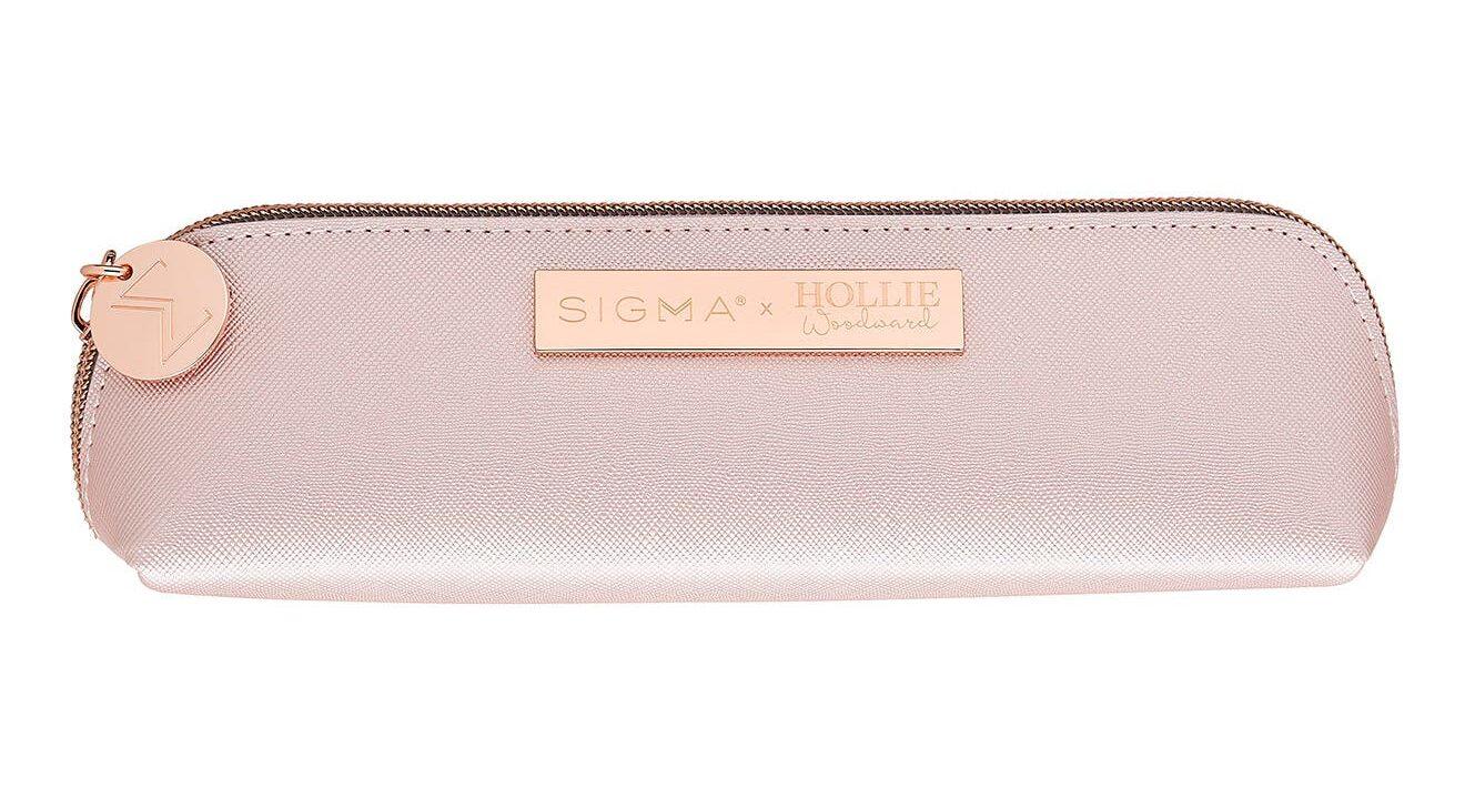 Sigma Beauty x Hollie Woodward On The Glow Eye Brush Set