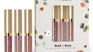 Stila Bold & Bare Stay All Day Lipstick Set