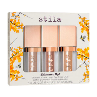 Stila Shimmer Up! Shimmer & Glow Liquid Eyeshadow Set