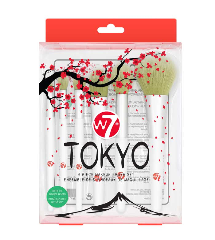 W7 Tokyo Collection