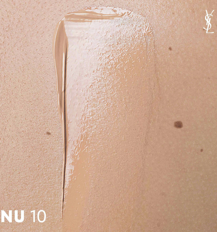 YSL Beauty NU Bare Look Skin Tint Foundation