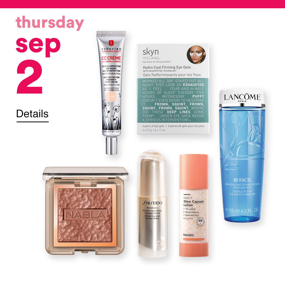 ULTA 21 Days of Beauty Ultimate Shopping Guide | August 2021