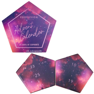 Profusion 25 Days Of Euphoric Beauty Advent Calendar 2021 Contents Reveal!