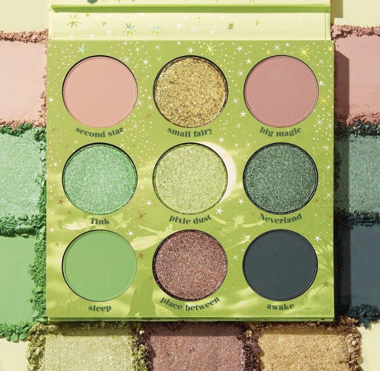 ColourPop x Disney Tinkerbell Collaboration NEWS