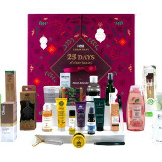 Holland & Barratt 25 Days Of Clean Beauty Advent Calendar 2021 Contents Reveal!
