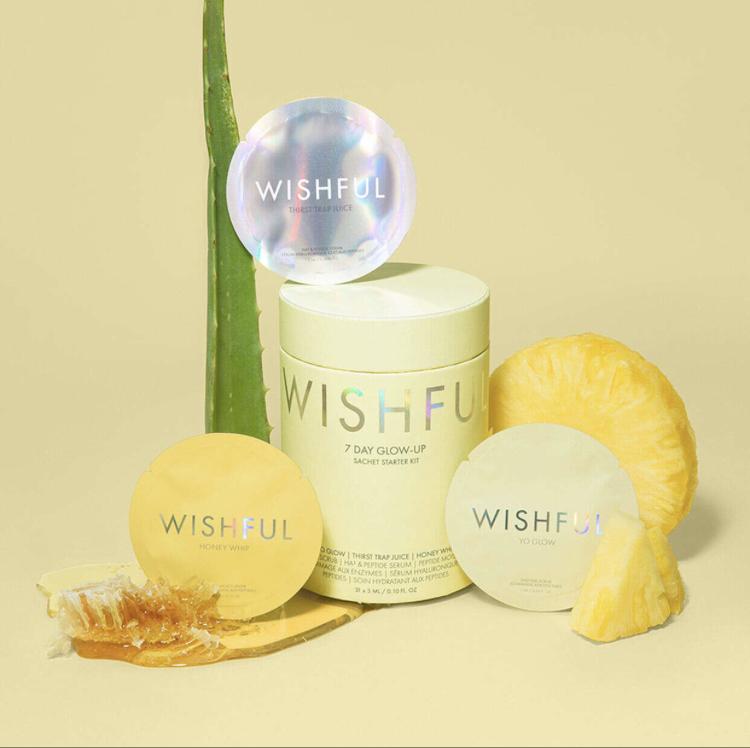 Huda Beauty Wishful 7 Day Glow Up Kit